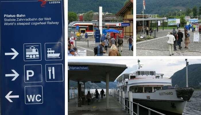 Alpnachstad - Lucerna