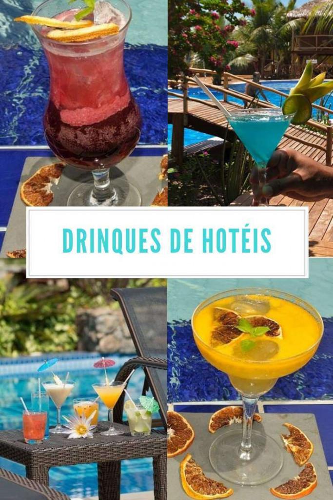 Drinques de Hotéis