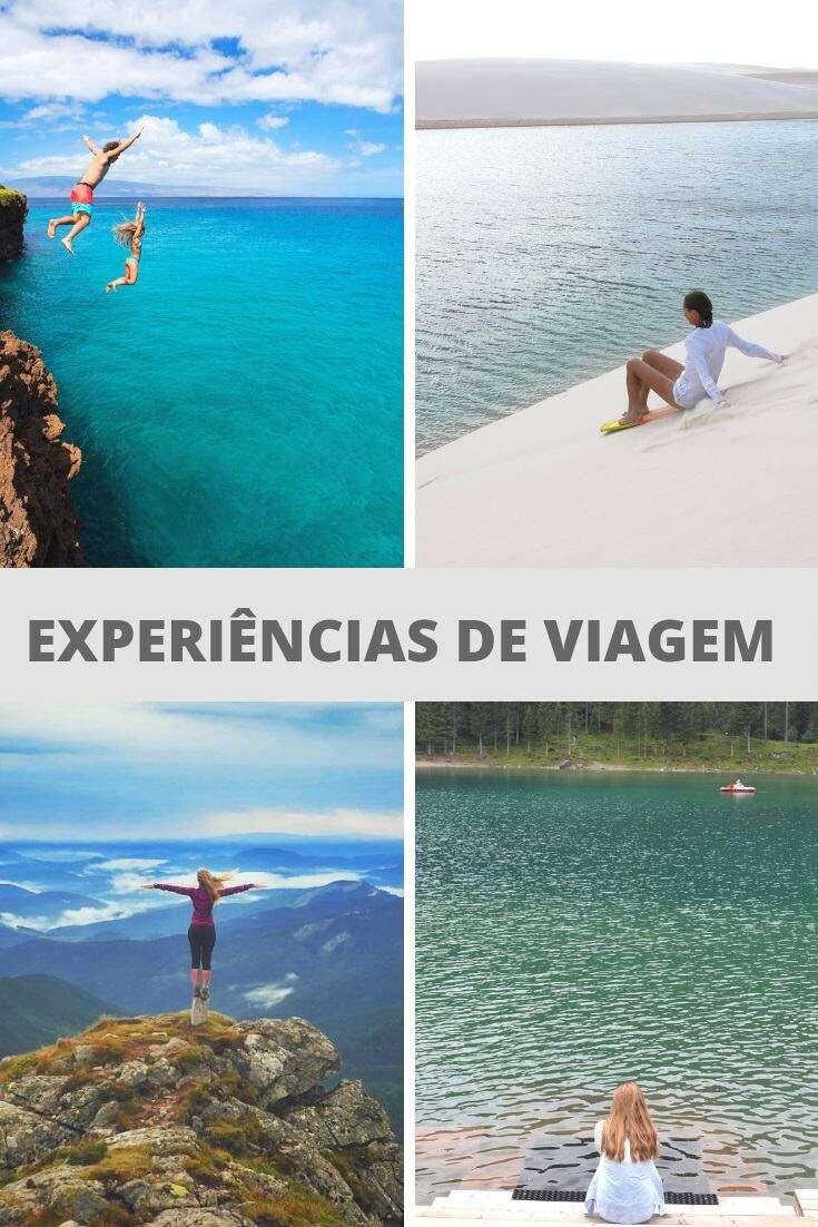 Experiências de Viagem