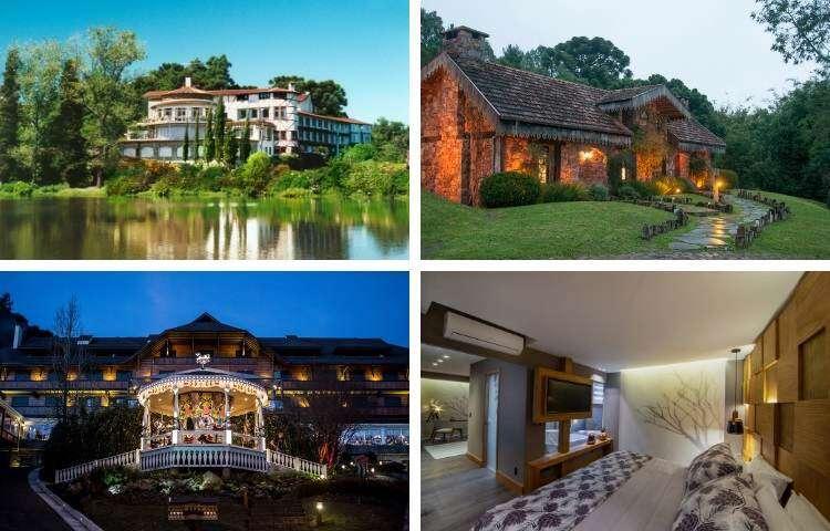 Hotéis em Gramado