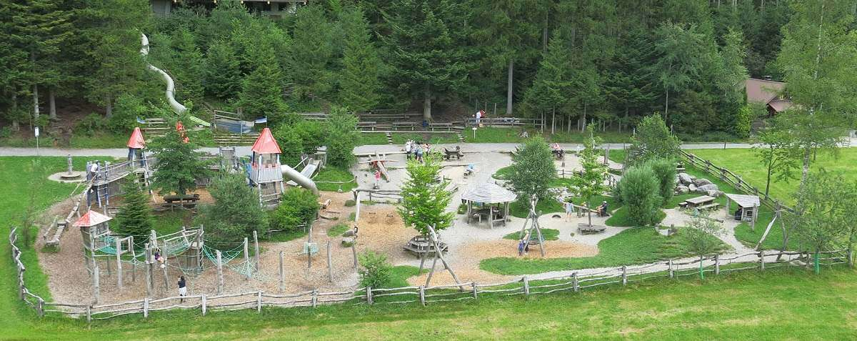 Parque em Krienseregg