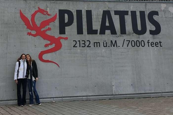Pilatus Kulm
