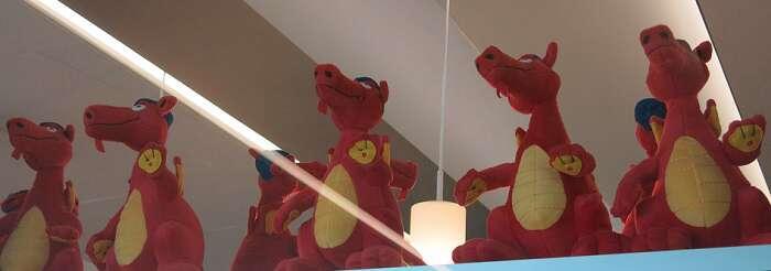 Pilatus dragões