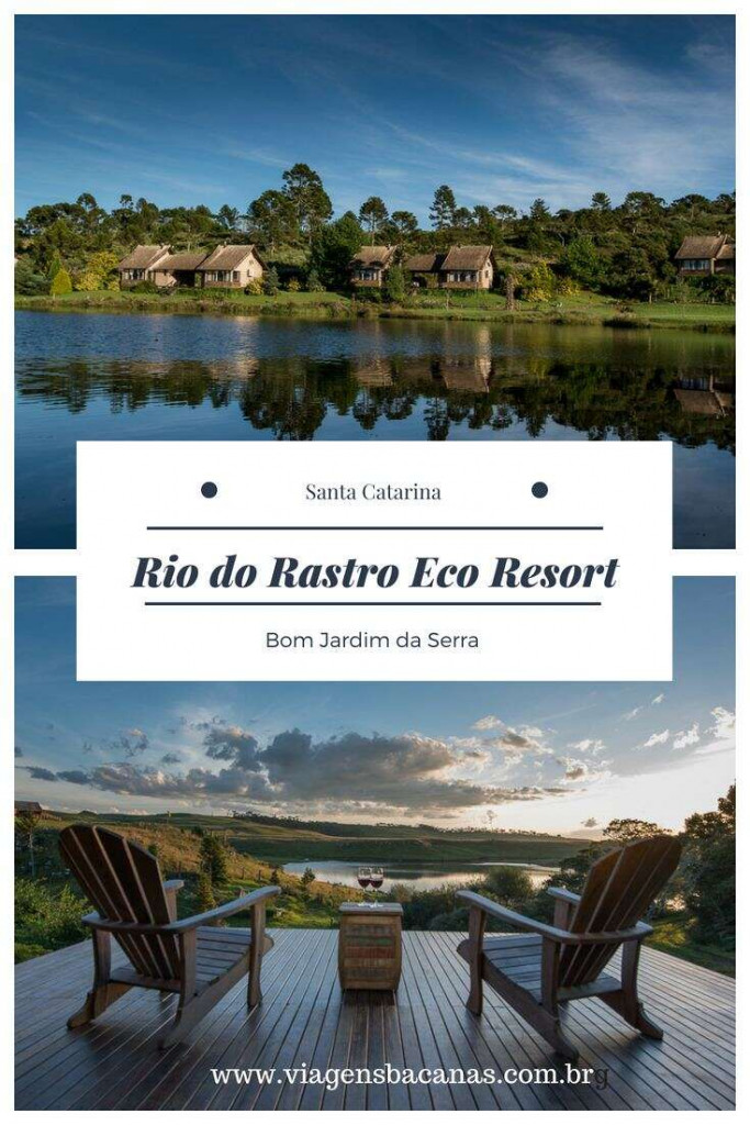 Rio do Rastro Eco Resort