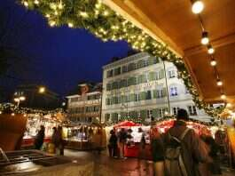 Mercados Natalinos de Lucerna