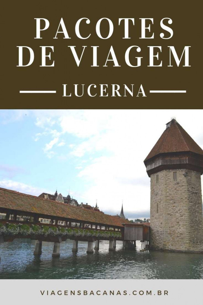 Pacote de viagem para Lucerna