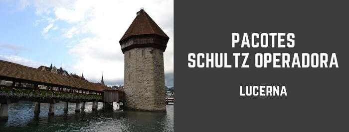 Pacote de viagem Schultz para Lucerna