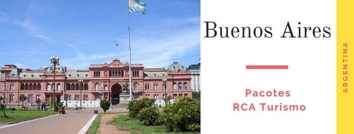Pacotes Buenos Aires com a RCA