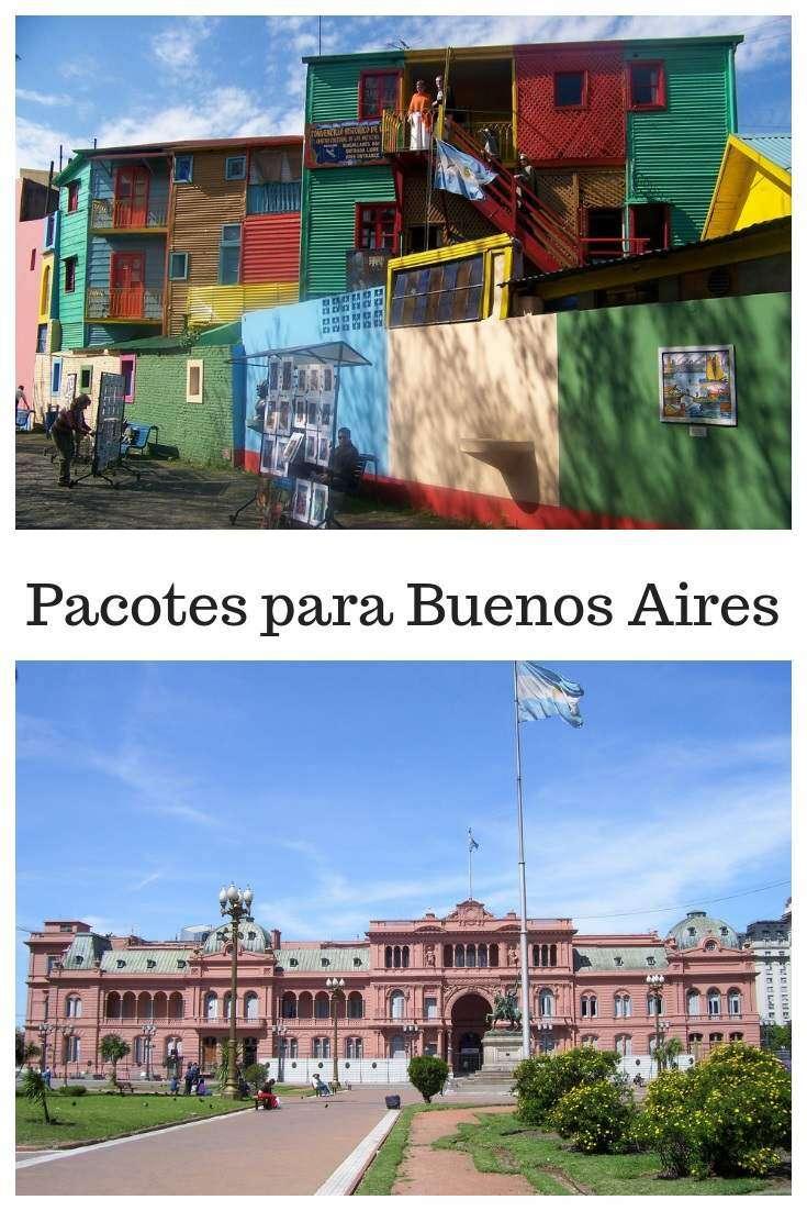 Pacotes para Buenos Aires