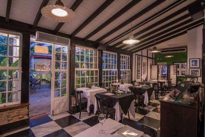 Restaurante da Pousada do Sandi