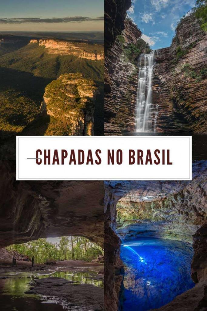 Chapadas no Brasil - Viagens Bacanas