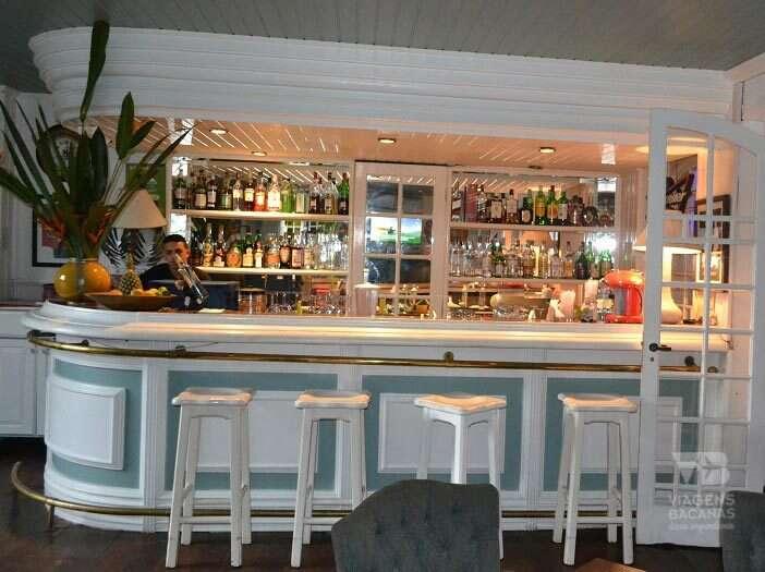 Bar da Pousada do Sandi