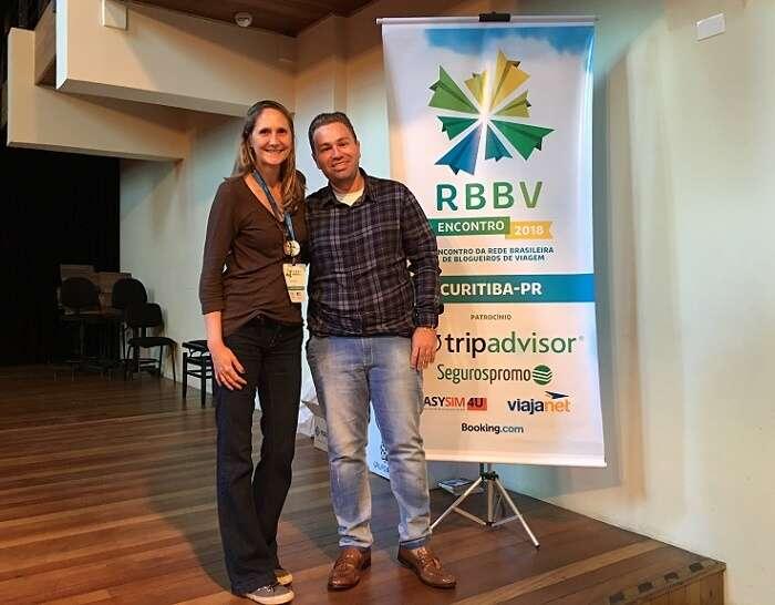 ERBBV - Roni e Ana Morize do Viagens Bacanas