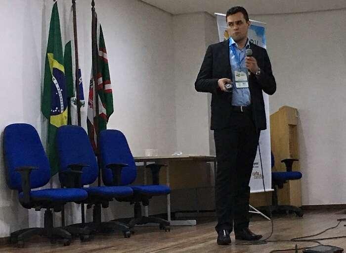 ERBBV - palestrante Rodrigo Augusto de Freitas Vieira