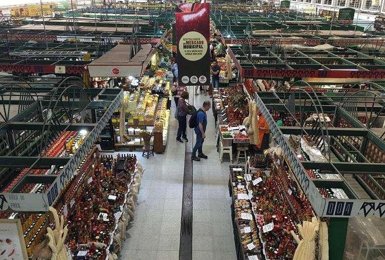 Lojas do Mercado Municipal de Curitiba