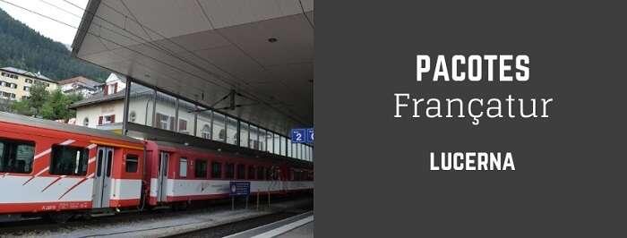 Pacotes de viagem para Lucerna com a Françatur
