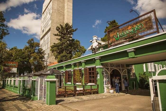 Restaurante O Jardineiro - Foto: crédito Luciano Damas