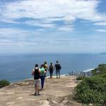 Vista do alto da Trilha da Pedra Bonita