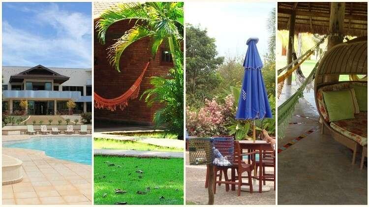 Hotéis e Pousadas em Bonito - Viagens Bacanas