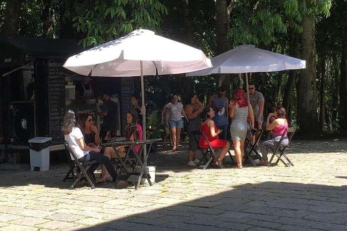 Onde comer no Parque Lage - Viagens Bacanas
