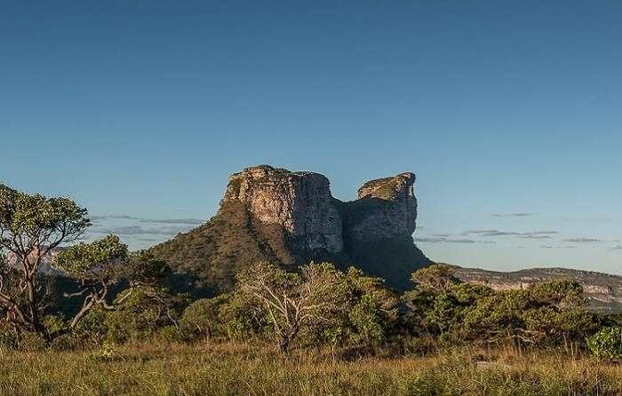 Morro do Pai Inácio na Chapada Diamantina - Viagens Bacanas