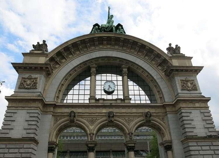 Estação de Trem de Lucerna - Viagens Bacanas