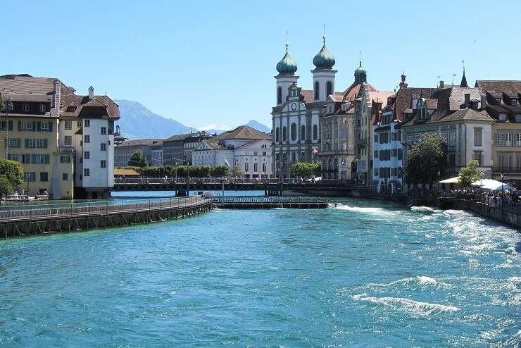 Nadelwehr em Lucerna - Viagens Bacanas