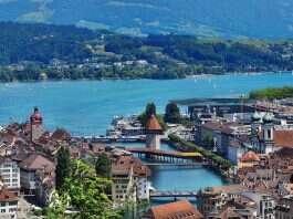 Lucerna - Suíça - Viagens Bacanas