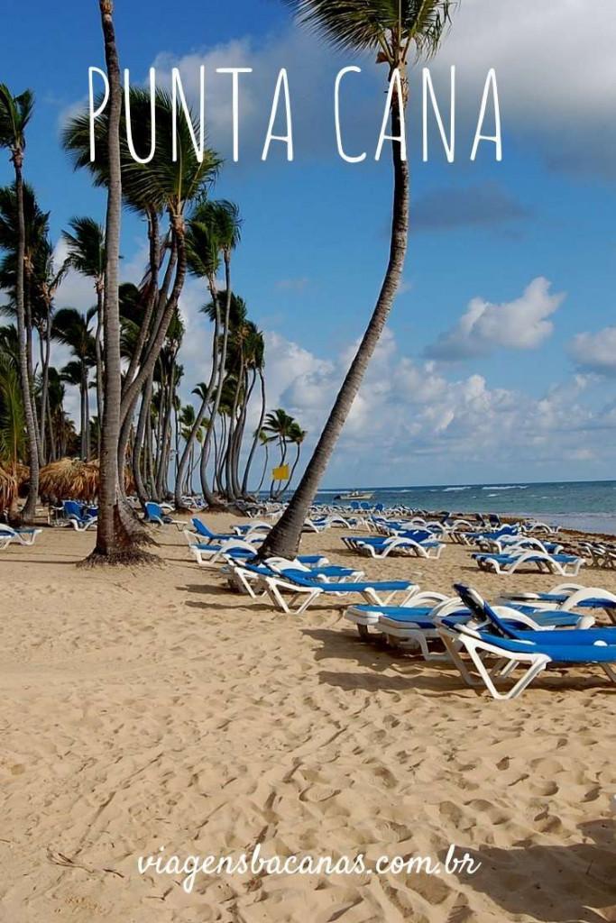 Praia em Punta Cana - Viagens Bacanas