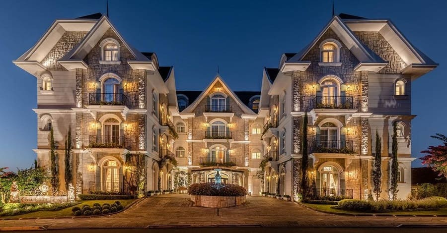 Hotel Colline de France Gramado