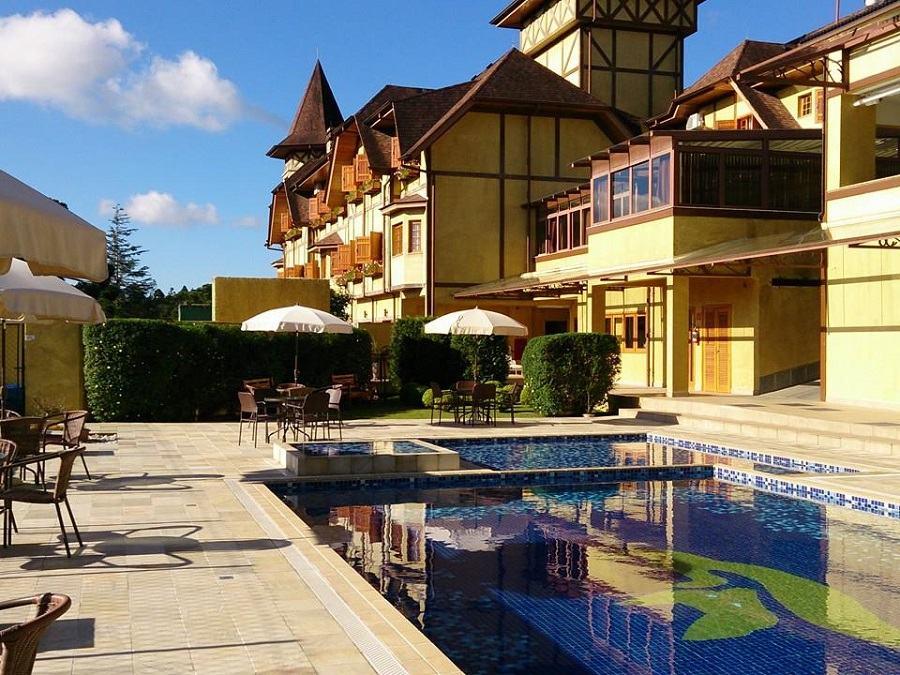 Hotel Le Renard - Campos do Jordão