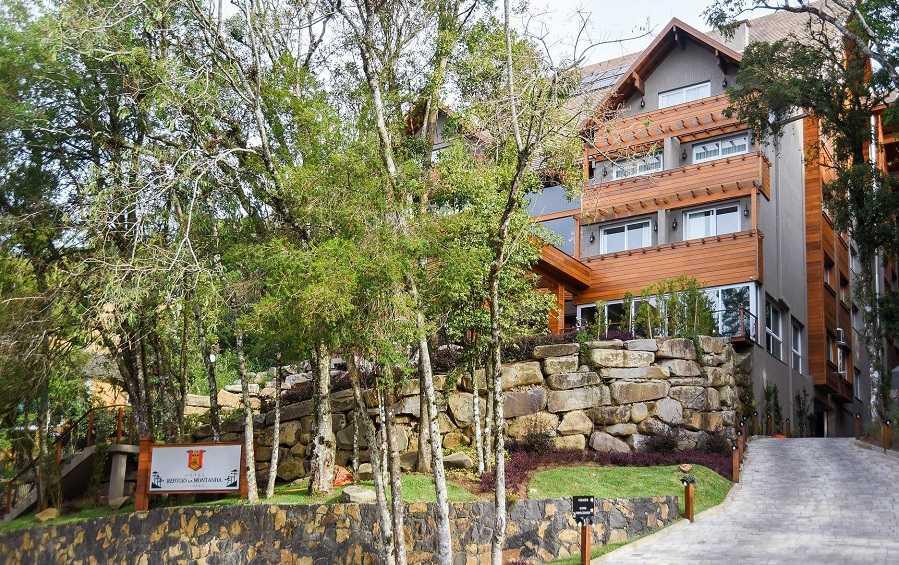 Hotel Refúgio da Montanha - Gramado