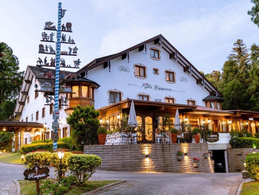 Hotel Ritta Höppner - Gramado