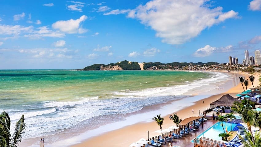 Ocean Palace Beach Resort Natal