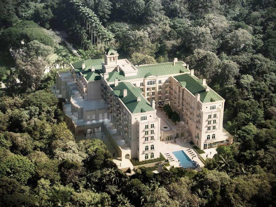 Palácio Tangará - São Paulo
