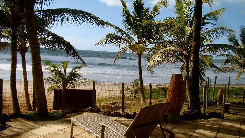 Pousada Capitú - Praia Imbassaí