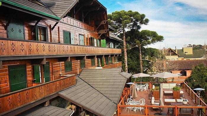 Hotel Casa da Montanha Gramado
