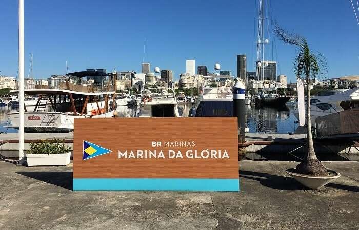 Pier da Marina da Glória - Viagens Bacanas