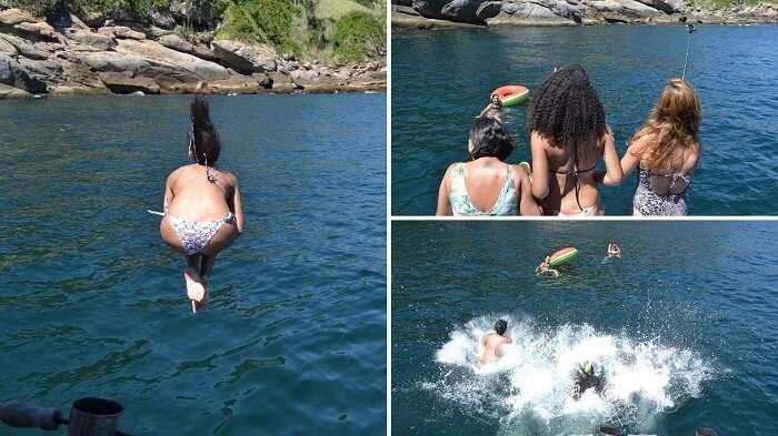 Mergulhos nas Ilhas Cagarras - Viagens Bacanas