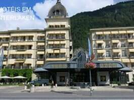Hotéis em Interlaken