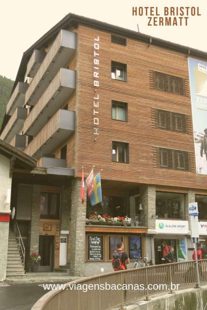 Hotel Bristol Zermatt - Viagens Bacanas