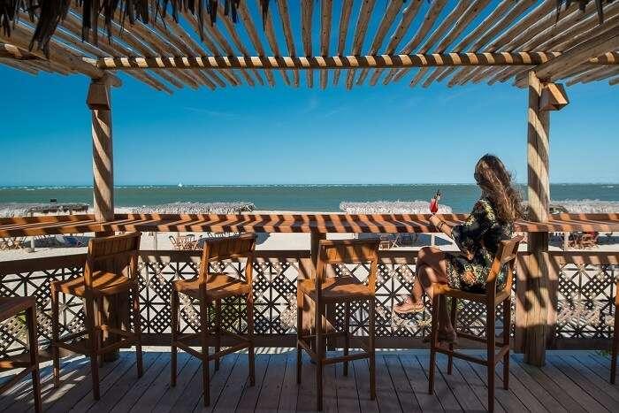 Bar do Jaguaribe Lodge