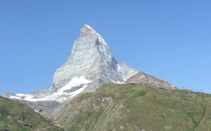 Matterhorn em Zermatt - Viagens Bacanas