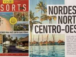 Guia Resorts 2019 - Especial da Revista Viaje Mais