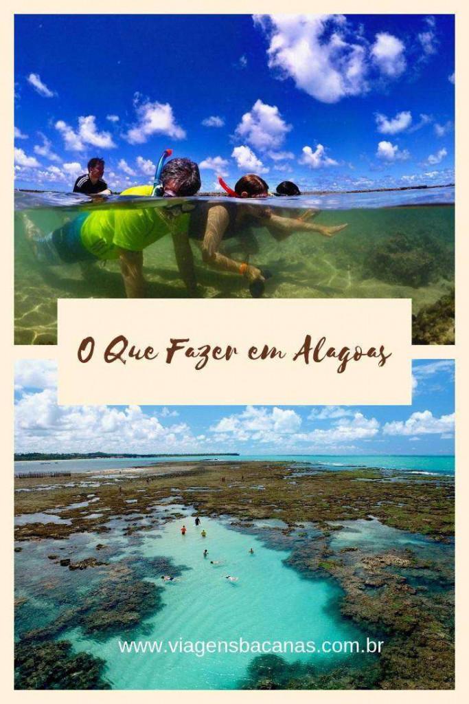 O Que Fazer em Alagoas - Viagens Bacanas
