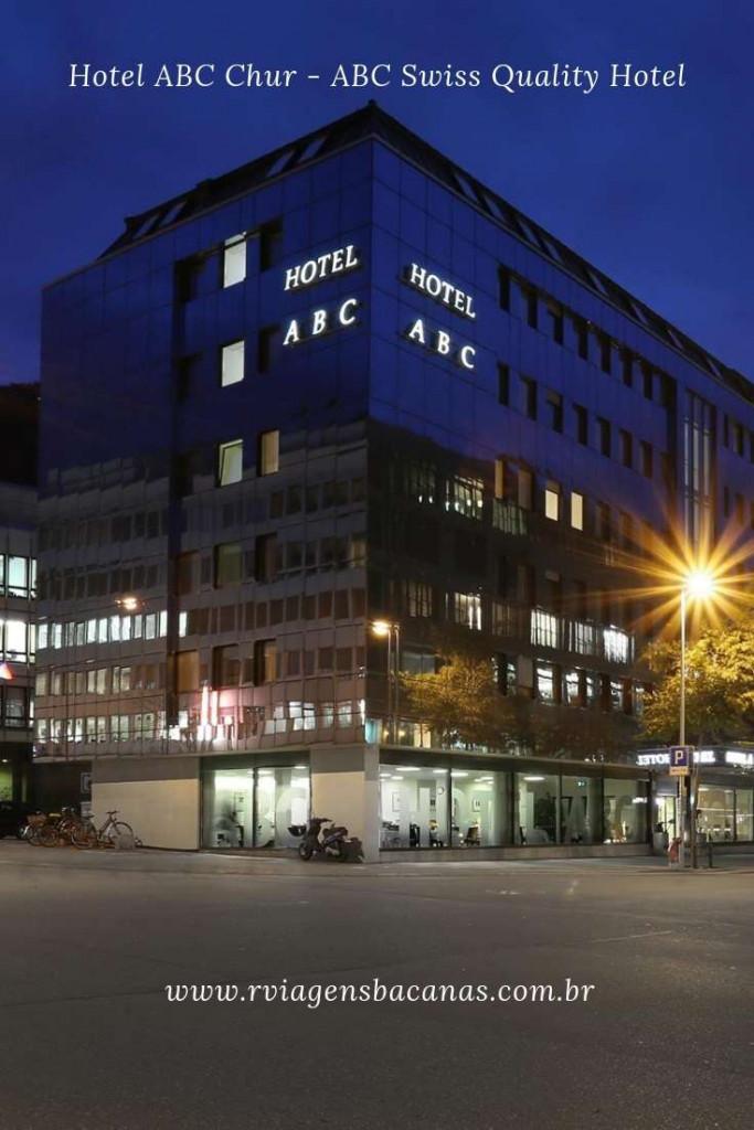 Hotel ABC Chur - Viagens Bacanas