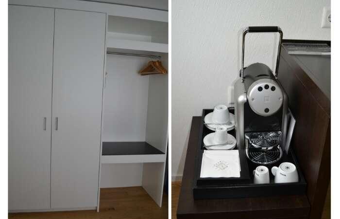 Quarto do Hotel ABC Chur - Viagens Bacanas