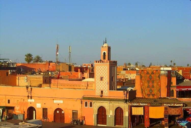 Marrakech - Viagens Bacanas