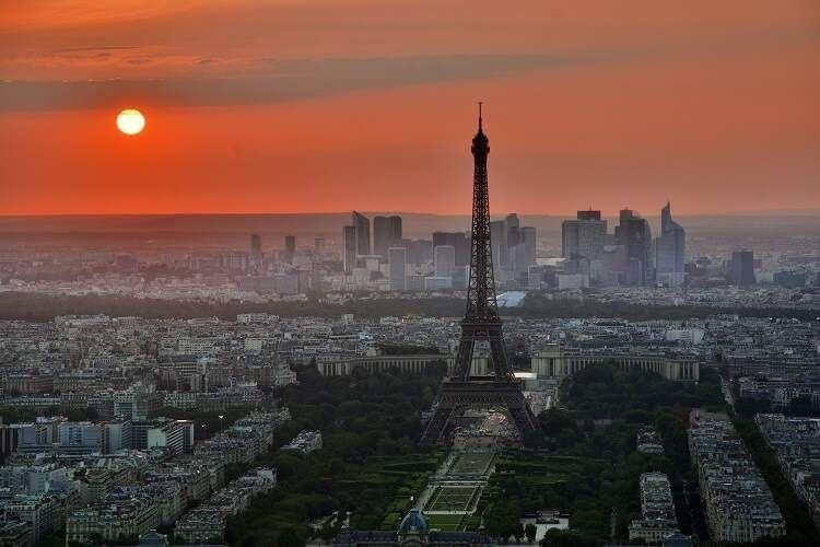 Paris - Viagens Bacanas