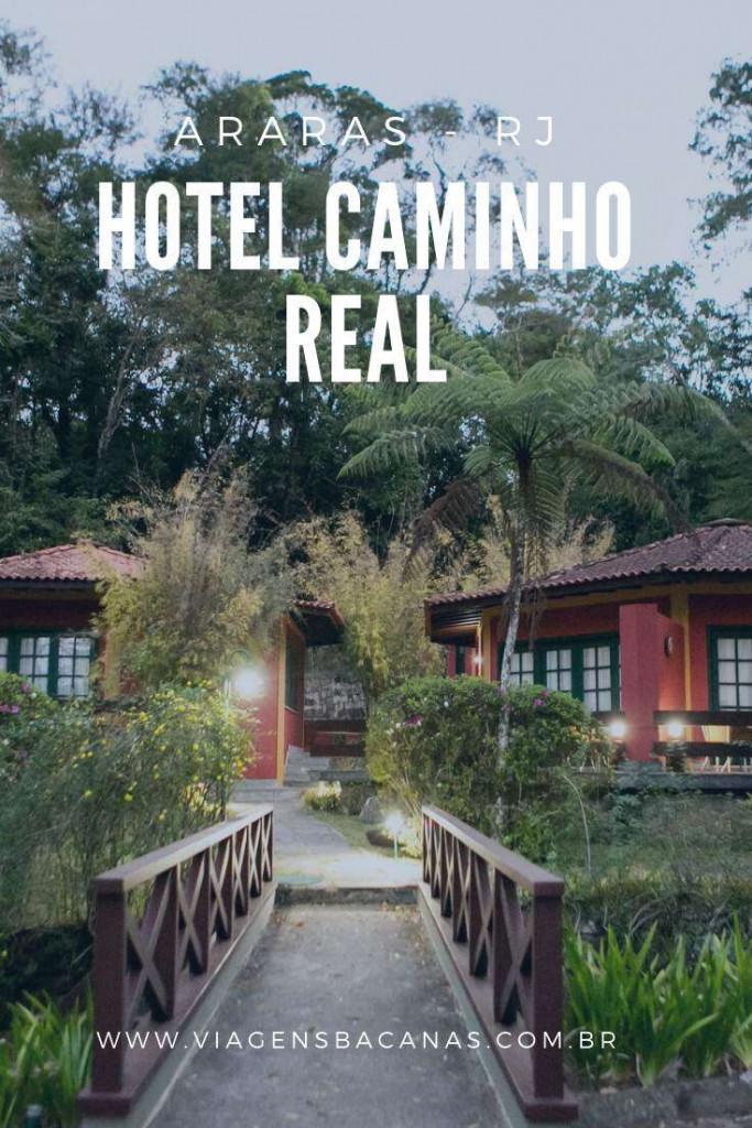 Hotel Caminho Real em Araras - Viagens Bacanas